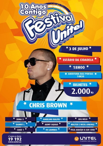 going to a chris brown concert The hip-hop performer pitched the concept of going on a world tour with three   what do you think about chris brown's idea of touring with the.